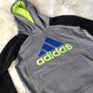 Adidas Boys Sweatshirt.